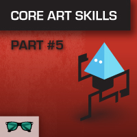 Core Art Skills: Part 5, Traditional Media Techniques
