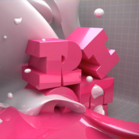 Inspiration: Amazing 3D Typography