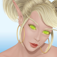 Create a Blood Elf Inspired Portrait in Illustrator – Vector Premium Tutorial