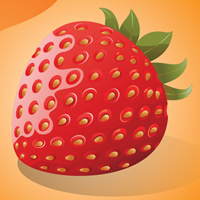 How to Create a Shiny Vector Strawberry – Vector Premium Tutorial