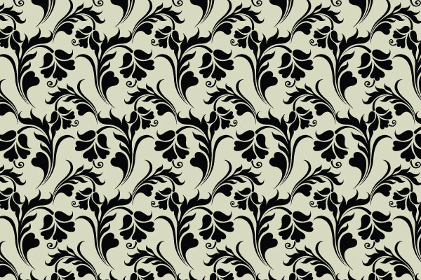 Free Vector Downloads of Illustrator Patterns for Vintage Design 13