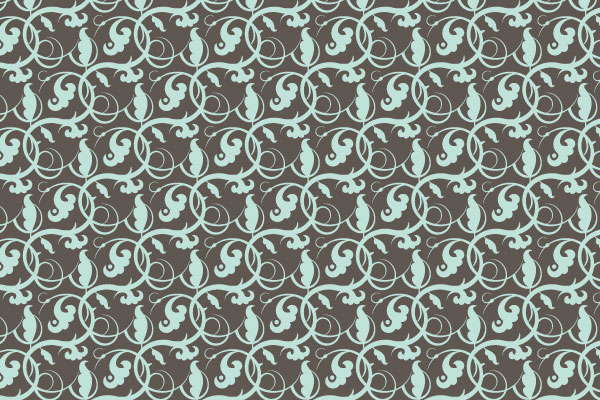 Free Vector Downloads of Illustrator Patterns for Vintage Design 17