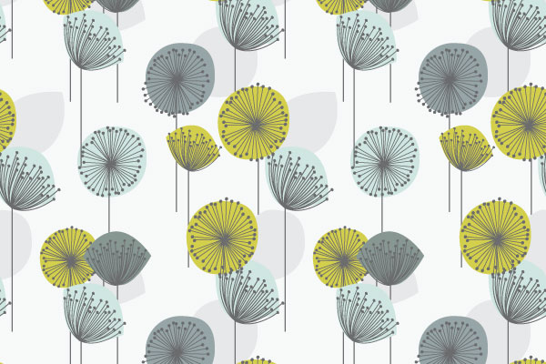 Free Vector Downloads of Illustrator Patterns for Vintage Design 19