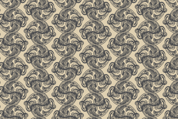 Free Vector Downloads of Illustrator Patterns for Vintage Design 9