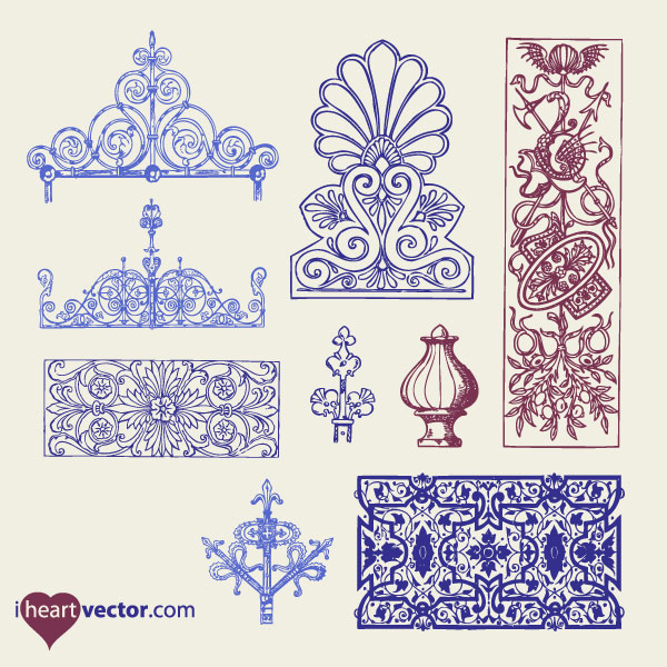13-antique-ornaments