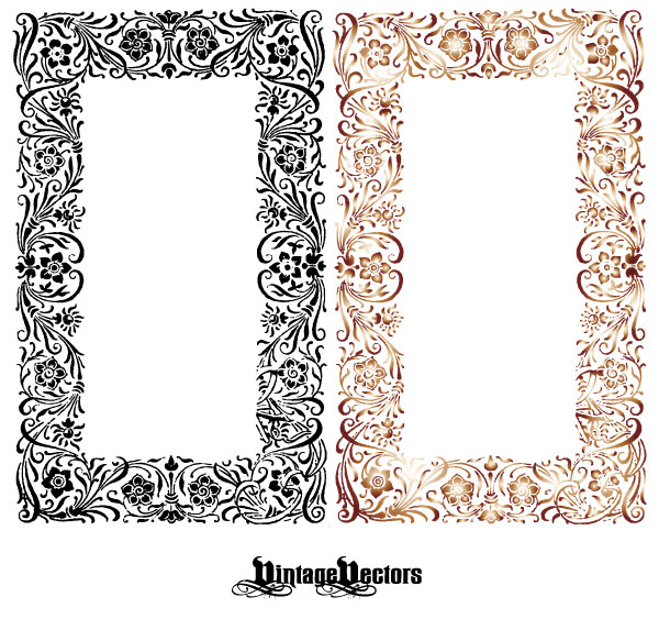 5-floral-craft-border