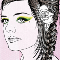 Creating a Stylish Line Art Portrait with Illustrator CS5, Vector Premium Tutorial