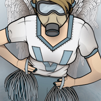 Create A Gasmask Angel in Illustrator CS5 – Vector Premium Tutorial