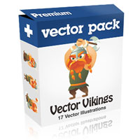 Premium Vector Pack – Vector Vikings