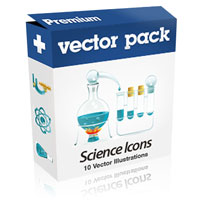 Premium Vector Pack – Science Icons