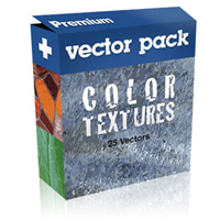 Premium Vector Pack – Color Textures