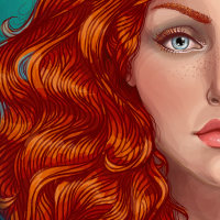 The Art of Vectoring Hair