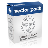 Tuts+ Premium Pack – Linear Faces