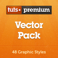 Tuts+ Premium Pack &#8211; Paisley Inspired Graphic Styles