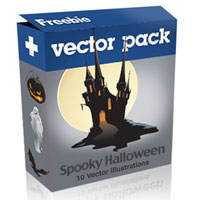 Exclusive Freebie Pack  Spooky Halloween