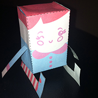 Community Project: Vectortuts+ Paper Toy