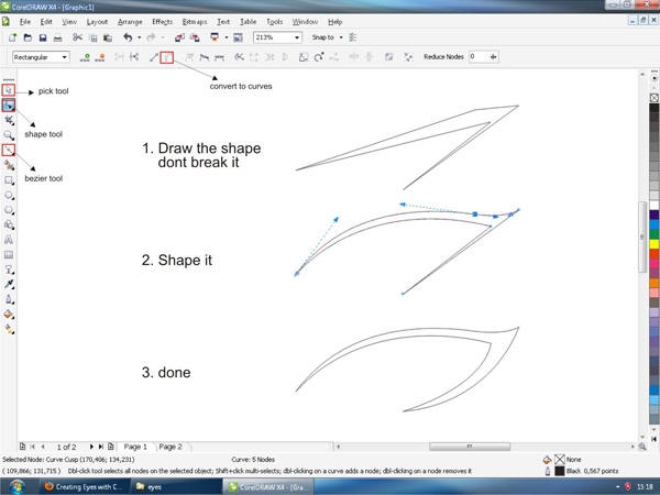 Tutorial Coreldraw Bahasa Indonesia