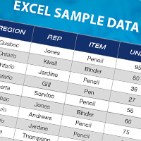 Quick Tip: Create an InDesign Table from an Excel File