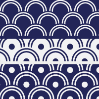 Quick Tip: How to Make a Repeating Japanese Wave Pattern in Adobe Illustrator