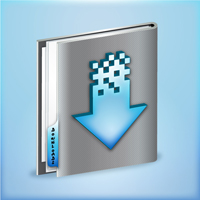 Quick Tip: Create a Glossy Downloads Folder Icon