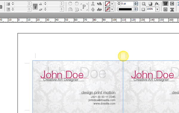 Quick Tip: How to Impose Business Cards for Digital Printing with ...
