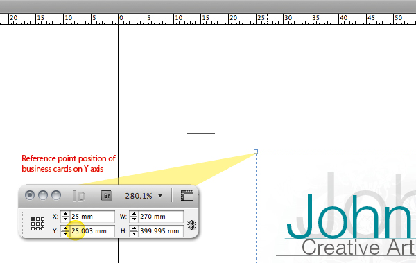 how to add crop marks on indesign