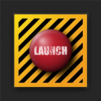 Quick Tip: Create a Grungy Launch Button