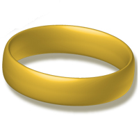 Quick Tip: Create a Wedding Ring and Wristband Using Illustrator&#8217;s 3D Effects