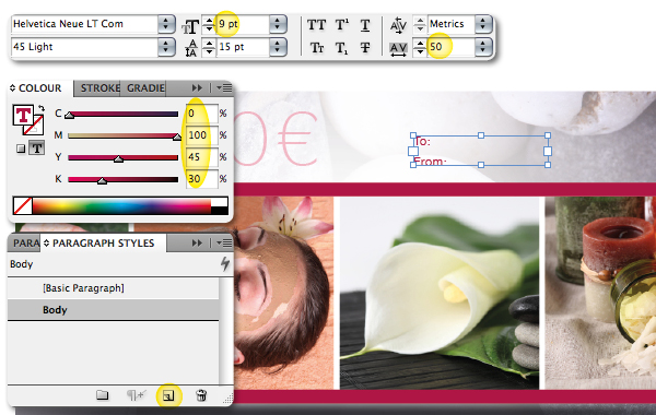 how to add fonts to indesign windows 7