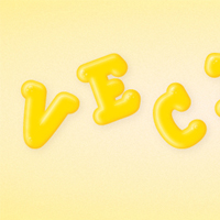 Quick Tip: How to Create a Gummy Text Effect