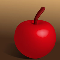 Quick Tip: How to Make a Realistic 3D Cherry in Adobe Illustrator