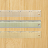 Quick Tip: Create a Transparent Ruler Illustration