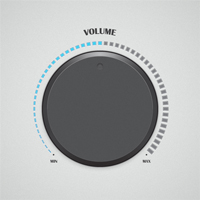 Quick Tip: How to Illustrate a Modern Volume Dial