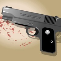 Quick Tip: How to Create a Classic Handgun with Inkscape