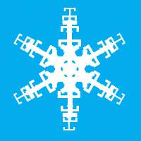 Quick Tip: How to Create Typographic Snowflakes