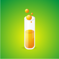 Quick Tip: Create a Glossy Test Tube Icon using CorelDRAW
