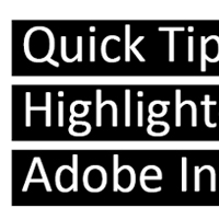 Quick Tip: Create a Highlighted Text Effect With Adobe InDesign