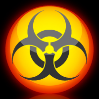 Quick Tip: How to Create a Glossy Biohazard Icon