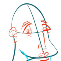 Quick Tip: Brainstorming Head Design, a Focus on the Eye Line