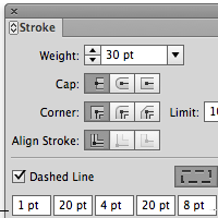 Quick Tip: Comprehensive Overview of Illustrator&#8217;s Stroke Panel