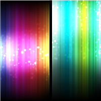Quick Tip: Create a Shiny Abstract Background