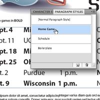 Quick Tip: Paragraph Styles in Adobe Illustrator