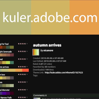 Quick Tip: Using Kuler with Adobe Illustrator