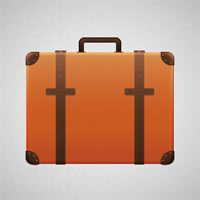 How to Create a Suitcase Icon in Adobe Illustrator
