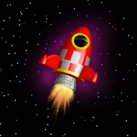 Create a Vector, Space Rocket in Illustrator CS5