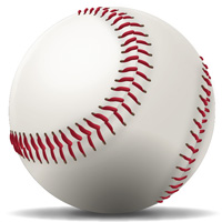 Create a Detailed Baseball in Illustrator