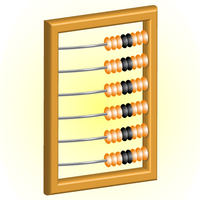 How to Illustrate An Abacus Icon