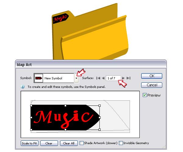 音乐文件夹图标