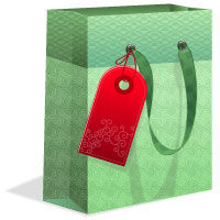 Create a Designer Gift Bag Using Adobe Illustrator