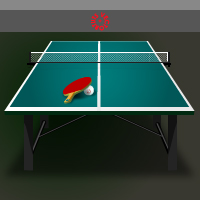How to Make a Table Tennis Vector Illustration